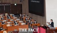 [TF사진관] 추미애 법무장관 탄핵안... '이변 없이 부결'