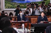 [TF사진관] 인사청문회에서 답변하는 이인영 통일부 장관 후보자