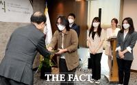 [TF사진관] 더팩트, 제4회 인터넷선거보도상 수상 쾌거