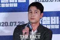 [TF사진관] '남북 문제 생각에 말을 잇지 못하는 정우성'