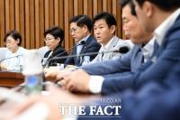 [TF포토] 이주환, '부산 특별재난지역 촉구'