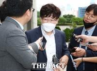 [TF포토] '검언유착' 수사심의위 참석하는 이철 측 변호사