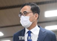[TF사진관] 선고 앞두고 '담담한 표정'의 김종 전 차관