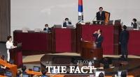 [TF주간政談] '추미애 탄핵' 이탈표 '아전인수'...첫 대정부질문도 '파란만장'