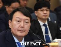 [TF초점] 윤석열 취임 1주년 선물 '한동훈 수사중단 권고'