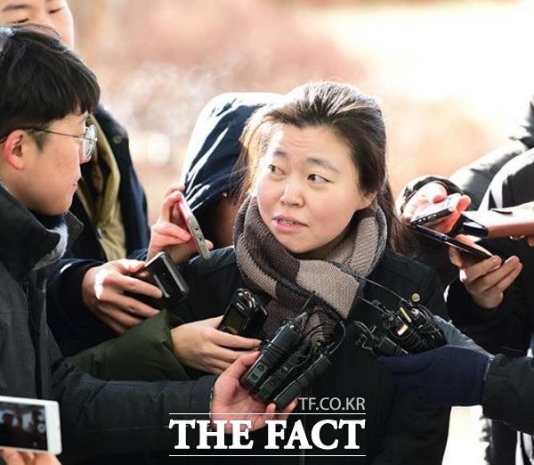 임은정 울산지검 부장검사가 윤석열 검찰총장이 내정자였던 때 메일로 보낸 고언을 공개했다. / 임세준 기자
