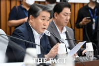 [TF포토] 질의하는 김경협