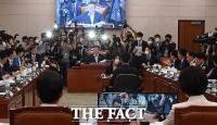 [TF사진관] 고성 오가는 법사위, 오늘도 국회는 '협치 난항'