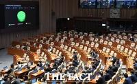 [허주열의 정진기(政診器)] 민주당의 '입법 폭주', '더불어'와 '민주'는 어디로?