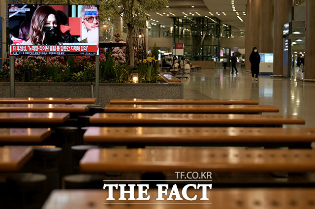 업계에서는 코로나19 종식 시기를 가늠할 수 없는 만큼 면세점들의 영업손실도 내년까지 이어질 것이라고 전망했다. /이덕인 기자