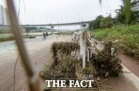 '도림천 범람' 구조된 80대 노인 사망