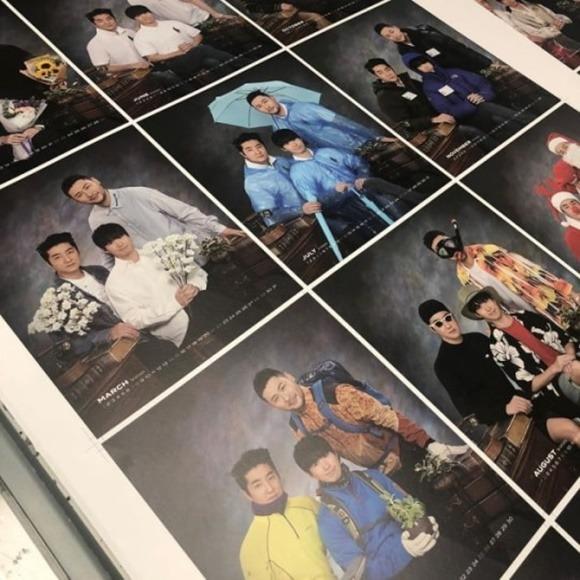 에픽하이가 매월 그 계절에 맞게 포털사이트 프로필 사진을 교체해 많은 이들에게 즐거움을 선사하고 있다. /타블로 SNS
