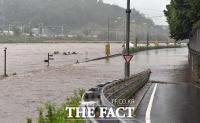 강원 철원·연천, 경기 연천 인근 하천 범람 우려…주민 대피령