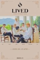 원어스, 새 앨범 'LIVED' 콘셉트 공개…저주 받은 군주