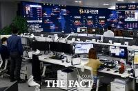 [TF시황] 코스피, 기관·외국인 동반 매도에 하락 출발