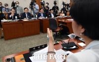 [TF사진관] 국회 법사위, 오늘도 '티격태격... 네탓, 네탓'