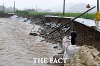 집중호우로 3일간 이재민 1025명…12명 사망·14명 실종