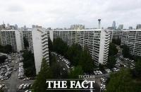 [TF사진관] 이번에는 공공재건축 논란...'계속되는 은마아파트 갈등'
