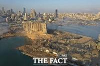 [TF사진관] '아비규환' 레바논 참사 현장…'핵폭발 방불'