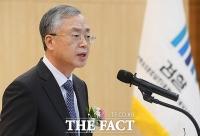 [TF포토] 퇴임하는 김영대 서울고검장