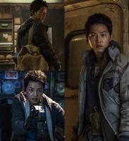 송중기의 새로운 얼굴…우주 SF '승리호' 조종사 변신