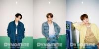 방탄소년단, 싱그러운 비주얼의 7色 'Dynamite'