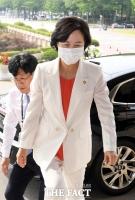'신천지 협박에 불안' 추미애 신변보호 요청…11일 만에 해제