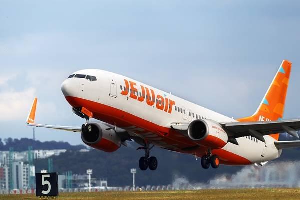 올해 2분기 제주항공의 순손실 규모가 이스타홀딩스와의 SPA 해제 여파로 늘어났다. /더팩트 DB