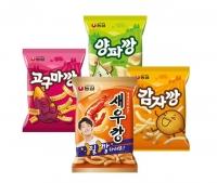 농심, '깡' 시리즈 7월 매출 '100억 원' 돌파