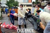 광주시·시민단체, 수해 복구에 팔 걷었다