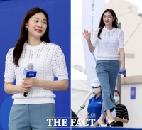 [TF사진관] 김연아, '피겨여왕의 미모 클래스!'