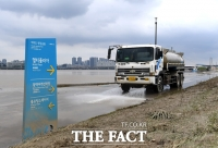 [TF사진관] '수해복구와 동시에 개방한 한강공원'