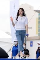 [TF포토] 김연아, 눈부신 입장
