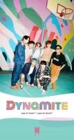 방탄소년단, 활기찬 'Dynamite' 단체 사진 공개