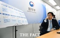 [TF포토] '전자문서'로 바뀌는 형사사법절차