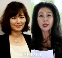 공지영 SNS 은퇴에…김부선