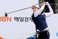 [TF사진관] 최혜진, '파워풀한 티샷'