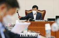 [TF사진관] 회의 주재하는 박성민 국토위 소위원장