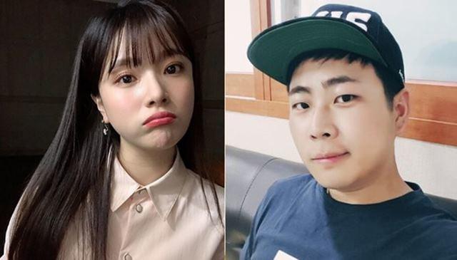 가수 벤(왼쪽)이 사업가 최욱과 결혼을 발표했다. /벤 최욱 SNS 캡처