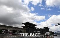 [TF사진관] '마이삭' 지나고 찾은 파란하늘... 10호 태풍 '하이선' 또 온다