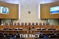 [TF사진관] 대법원, 전교조 법외노조 통보 무효...7년만 합법화 길 열려