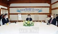 [TF사진관] 이낙연-김종인, '첫 오찬 회동'