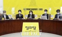[TF사진관] 상무위원회의 주재하는 심상정 대표