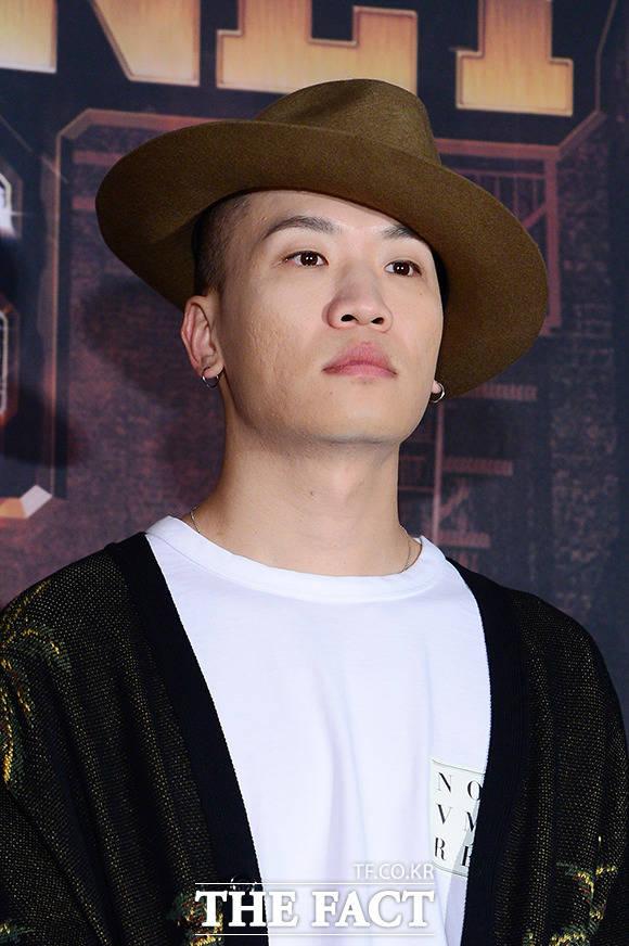 다이나믹듀오의 멤버 개코가 11일 MBC 다큐플렉스를 향해 비난의 목소리를 높였다. /더팩트 DB