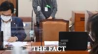 [TF포토] 박덕흠 의원 대신 이종배 의원 국토위 보임