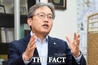 [TF인터뷰] '법사위 주역' 송기헌