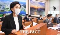 [TF사진관] 국토위 전체회의 출석한 김현미 장관