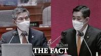 [TF사진관] 국방장관에 秋 아들 의혹 질의하는 신원식 의원