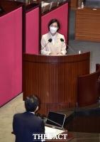 민주당 586 향한 '87년생' 장혜영의 호소문