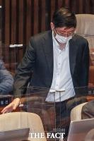 [TF사진관] 대정부질문 참석한 김홍걸
